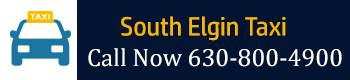 South Elgin Taxi to Midway Airport