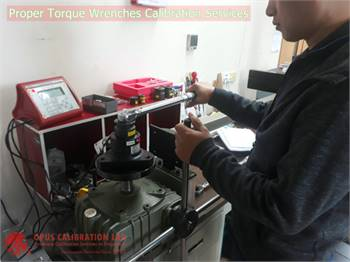 Calibration Services Singapore - OPUS Calibration Laboratory