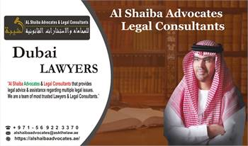 Lawyers in UAE - Family, Civil, Criminal, Property, Labour & Commercial Lawyers