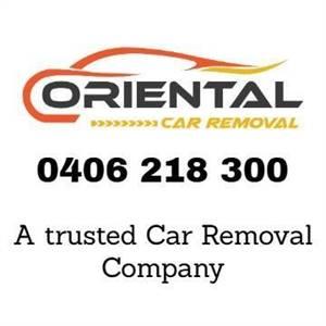 Oriental Car Removal