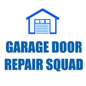 Garage Door Repair Squad