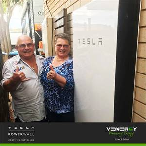 Venergy Australia | Tesla Powerwall 2 Certified Installers