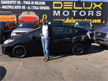 Delux Motors - Used Car Dealers