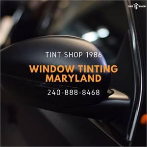 Tint Shop 1986