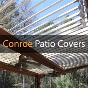 Conroe Patio Covers