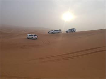 emirates desert safari