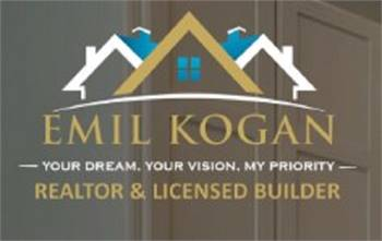 Emil Kogan Realtor and Licensed Builder