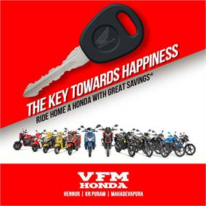 VFM Honda - Find Your Dream Bike