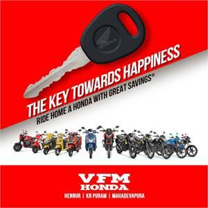 VFM Honda - Find Your Dream Bike
