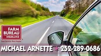 Michael Arnette- Insurance Agent in Wilson, NC