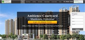 Ambience Courtyard Manikonda, Hyderabad