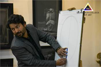 Dehradun College of Art (Fine Arts Courses in Dehradun)