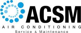 ACSM Air Conditioning