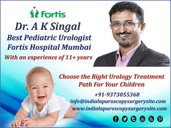 Best Pediatric urologist in Mumbai