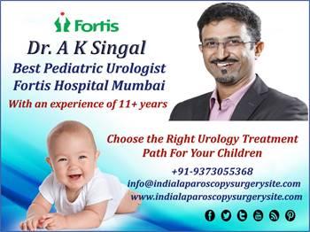 Best Pediatric urologist in Mumbai
