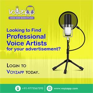 Voyzapp Voice Actor Marketplace