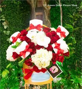 Flowers In Montebello - Flower Delivery -Wedding Florist