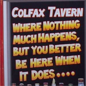 Colfax Tavern & Diner at Cold Beer NM