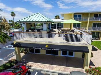 Treasure Bay Resorts and Marina   Treasure Island Florida