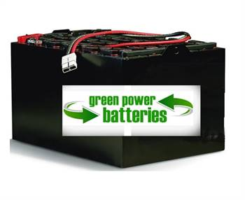 Green Power Forklift Batteries LLC