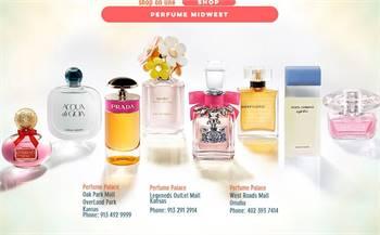 Perfume Palace - Perfume Store in Oak Park Mall