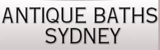 Antique Baths Sydney