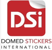 Domed Stickers International Domed Stickers International