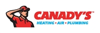 Canady's Heating • Air • Plumbing Fred Canady