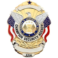 Champion Security Agency Ricky  L. Flakes