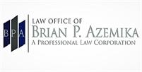 Law Office of Brian P. Azemika Brian Azemika